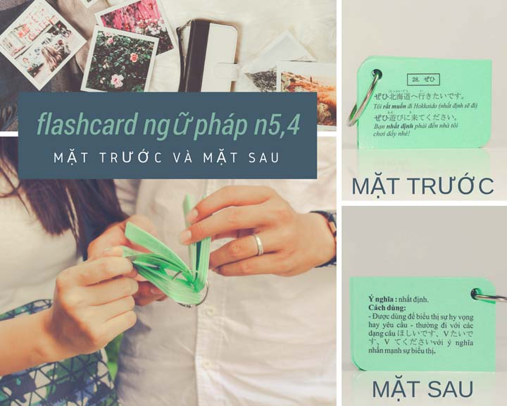 flashcard ngu phap tieng nhat n5,4